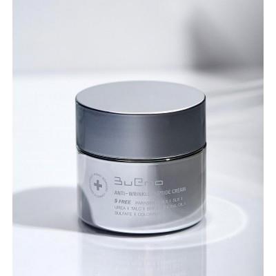 Антивозрастной пептидный крем против морщин Bueno Anti-wrinkle Peptide Cream 80ml