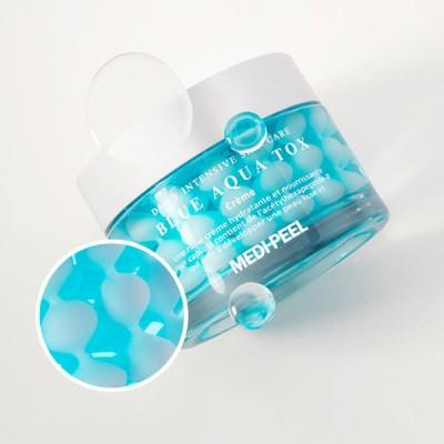 Увлажняющий крем с пептидами Medi-Peel Blue Aqua Tox Creme