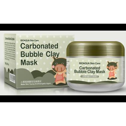 Очищающая кислородная (карбонатная) маска Bioaqua