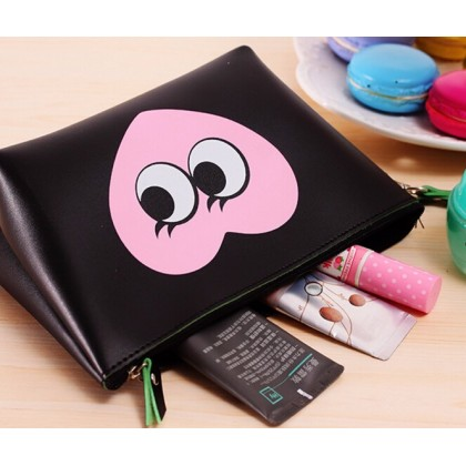 Косметичка Fashion Cosmetic Bag Heart