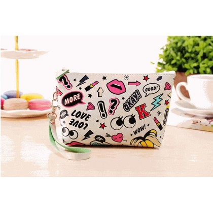 Косметичка Fashion Cosmetic Bag WOW