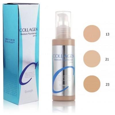 Тональный крем SPF 15 Enough Collagen Moisture Foundation