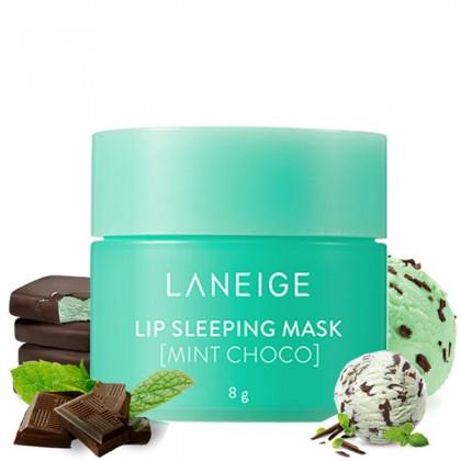 Ночная маска для губ Laneige Lip Sleeping Mask – Choco Mint 8g