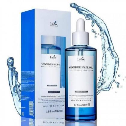 Увлажняющее масло для волос LADOR Wonder Hair Oil 100 ml