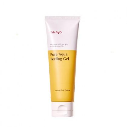 Пилинг-гель с PHA-кислотой для сияния кожи Manyo Pure Aqua Peel
