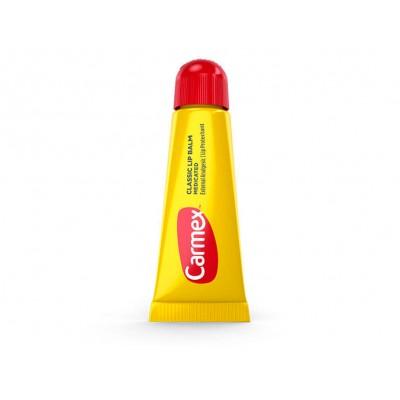 Классический бальзам Carmex Classic Lip Balm Medicated