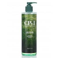 Безсульфатный шампунь с протеинами и зеленым чаем Esthetic House CP-1 Daily Moisture Natural Shampoo