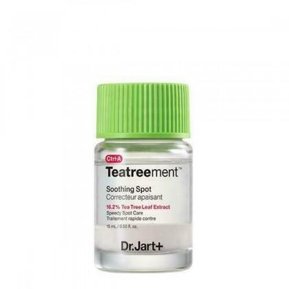 Точечное средство для лечения акне DR JART+ Ctrl-A Teatreement Soothing Spot 15 мл
