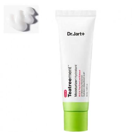 Увлажняющий крем для проблемной кожи с экстрактом чайного дерева Dr.Jart+ Ctrl-A Teatreement Moisturizer