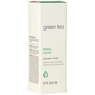 Сыворотка с экстрактом зеленого чая It's Skin Green Tea Watery Serum