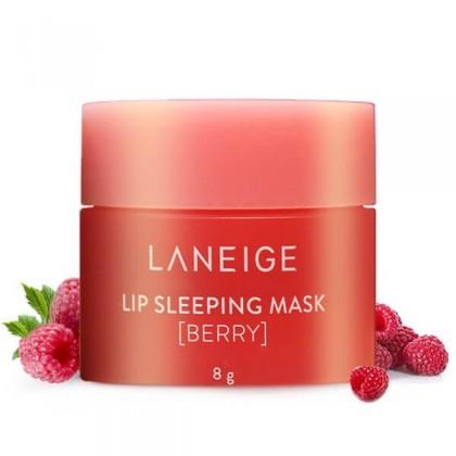 Ночная маска для губ Laneige Lip Sleeping Mask – Berry 8g