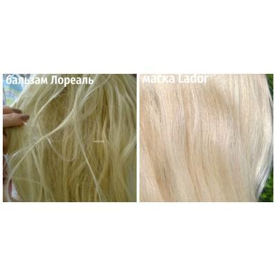 Маска для волос с травяными экстрактами La'dor Herbalism Treatment 150 мл