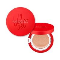 Кушон с матовым финишным покрытием Missha Velvet Finish Cushion SPF50+/PA+++