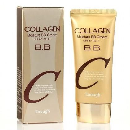 Увлажняющий BB-крем с коллагеном и SPF 47PA++ Enough Collagen Moisture BB Cream