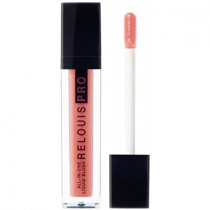 Прозрачная фиксирующая пудра Relouis Pro Hd Powder Fixing Transparent