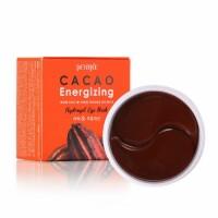 Тонизирующие патчи с экстрактом PETITFEE Cacao Energizing Hydrogel Eye Patch