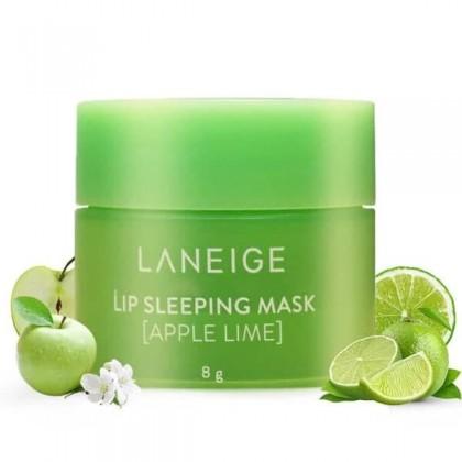Ночная маска для губ Laneige Lip Sleeping Mask – Apple Lime 8g