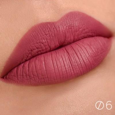 Матовая помада для губ Relouis Paradiso 06