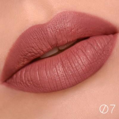 Матовая помада для губ Relouis Paradiso 07
