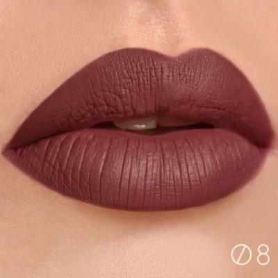 Матовая помада для губ Relouis Paradiso 08