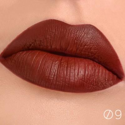 Матовая помада для губ Relouis Paradiso 09