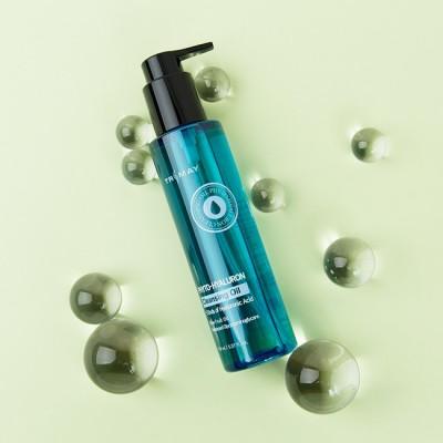 Гидрофильное масло с гиалуроновой кислотой TRIMAY Phyto-Hyaluron Cleansing Oil p.h 5.5