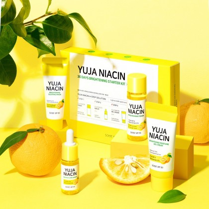 Набор для осветления кожи Some by Mi Yuja Niacin 30 Days Brightening Starter Kit