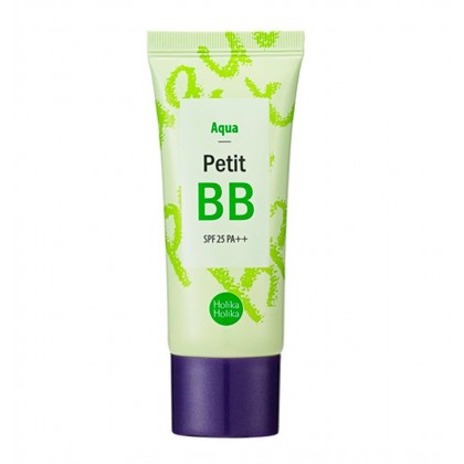 Освежающий BB крем для лица Holika Holika Aqua Petit BB Cream SPF25