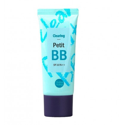 BB крем очищающий Holika Holika Clearing Petit BB Cream
