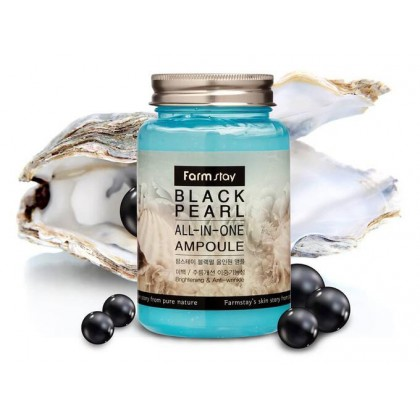 Ампульная сыворотка с жемчугом Black Pearl All-in-one Ampoule