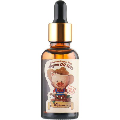 Аргановое масло Elizavecca Farmer Piggy Argan Oil 100%