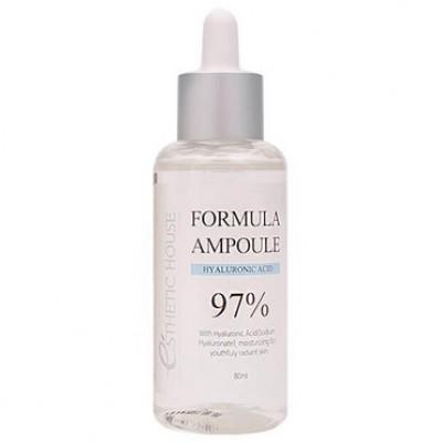 Увлажняющая сыворотка для лица с гиалуроновой кислотой Esthetic House Formula Ampoule Hyaluronic Acid