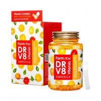 Ампульная витаминная сыворотка DR V8 Vitamin Ampoule