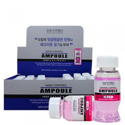 Ампулы для сухих и повреждённых волос Imonpro Damage Control Ampoule Professional