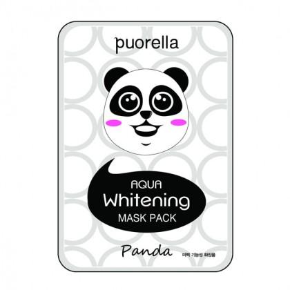 Осветляющая тканевая маска с киви и алоэ Baroness Animal Mask Panda