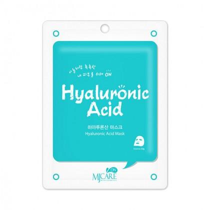 Маска для лица с гиалуроновой кислотой MJ Care Hyaluronic Acid Mask