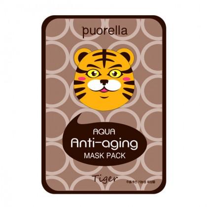 Тканевая маска с прополисом и коллагеном Baroness Animal Mask Tiger