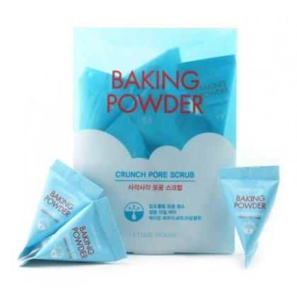 Скраб для очищения кожи лица с содой Etude House Baking Powder Crunch Pore Scrub