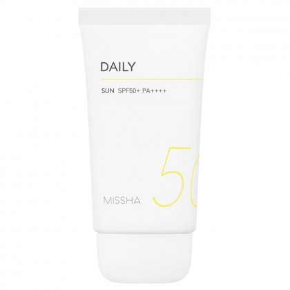 Солнцезащитный крем Missha All-around Safe Block Daily Sun SPF50+ PA+
