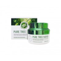 Успокаивающий крем с экстрактом чайного дерева  ENOUGH Pure Tree Balancing Pro Calming Cream