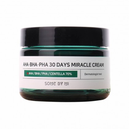 Крем для лица Some By Mi AHA/BHA/PHA 30 Days Miracle Cream