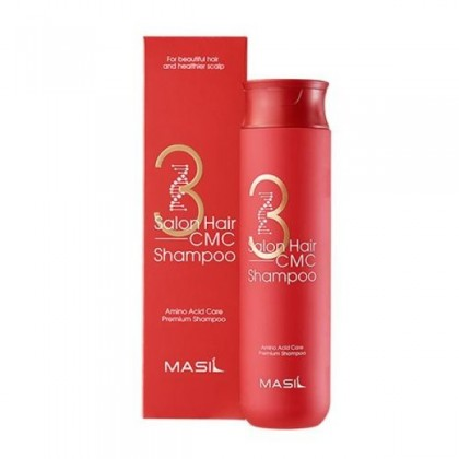 Шампунь с аминокислотами Masil 3 Salon Hair CMC Shampoo 300 мл