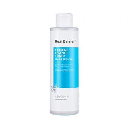 Увлажняющий и успокаивающий тонер с экстрактом центеллы Real Barrier Aqua Soothing Toner
