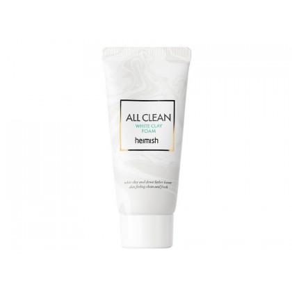 Очищающая пенка для лица Heimish All Clean White Clay Foam